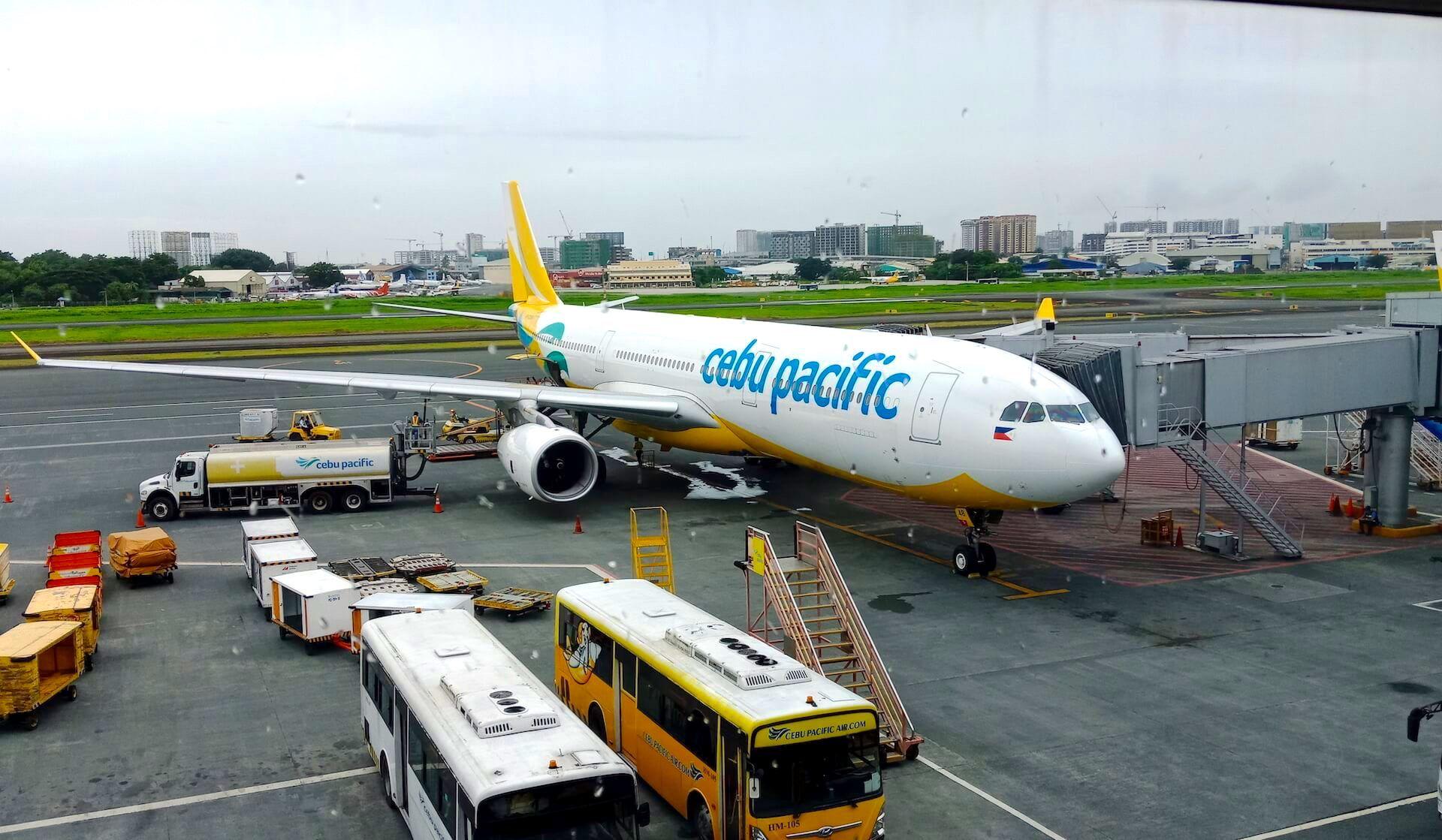 Flughafen Manila (MNL) - Cebu Pacific