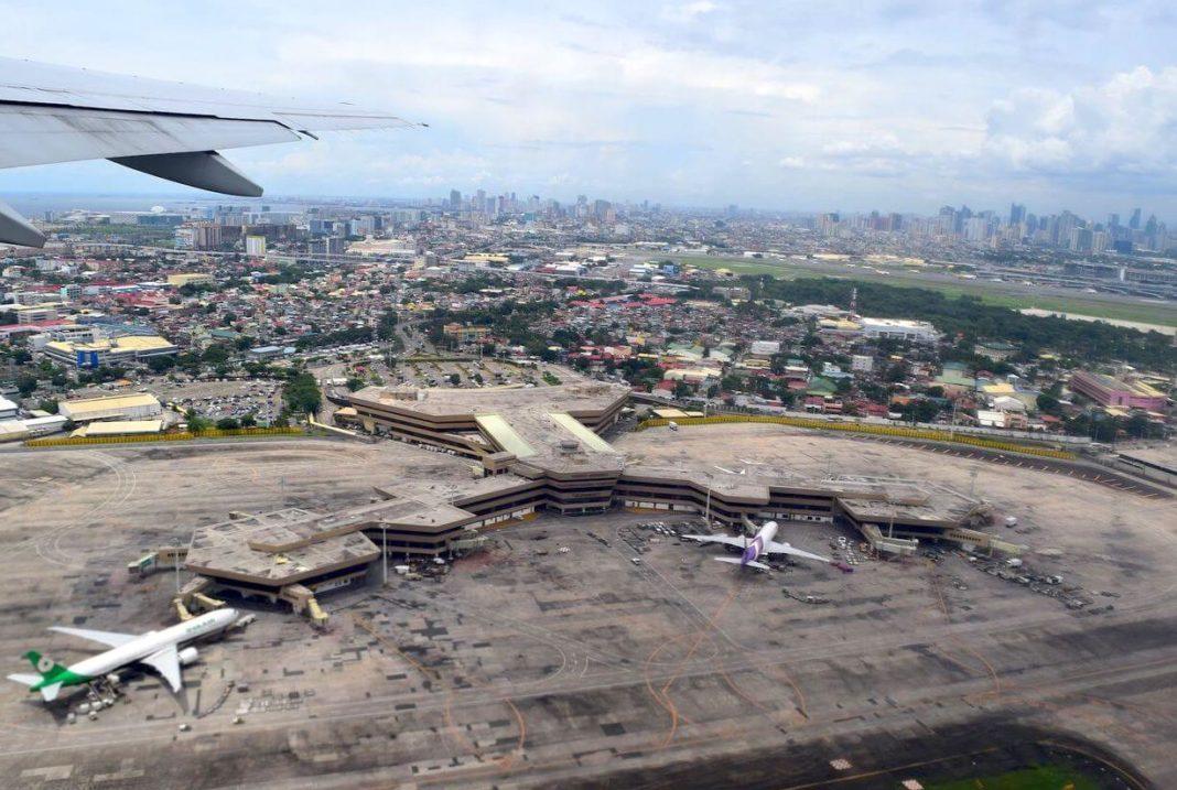 Flughafen Manila (MNL) - Zurechtfinden, Infos, Karten