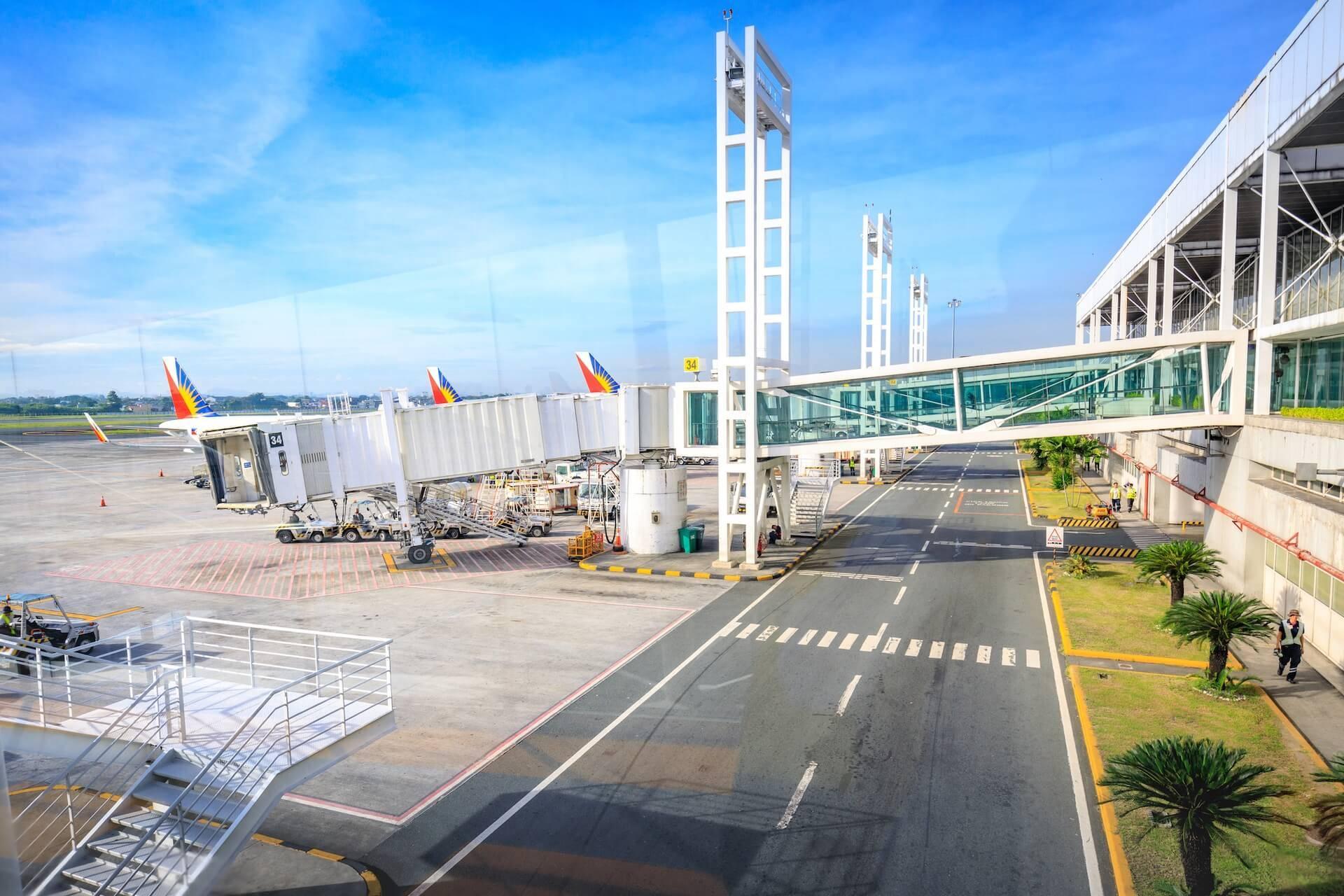 Flughafen Manila Terminal 2