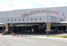Flughafentransfer Clark - Angeles City