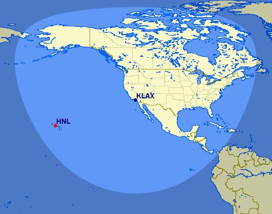 Kalifornien nach Hawaii für nur 15.000 Asia Miles