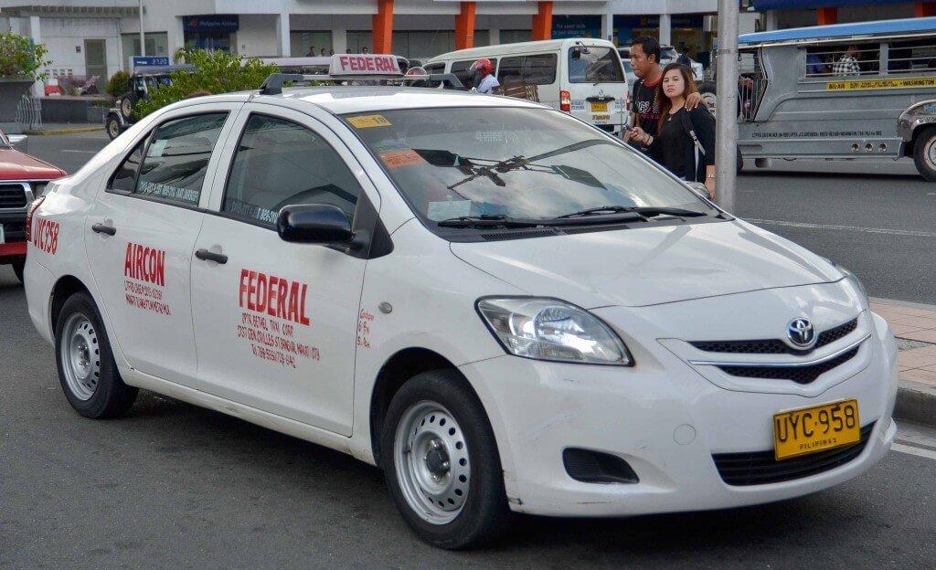 Manila Regular Taxi