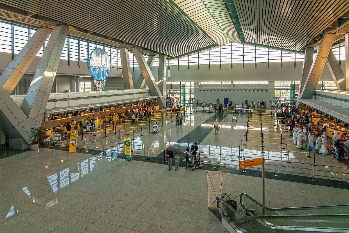 NAIA Terminal 3 Manila