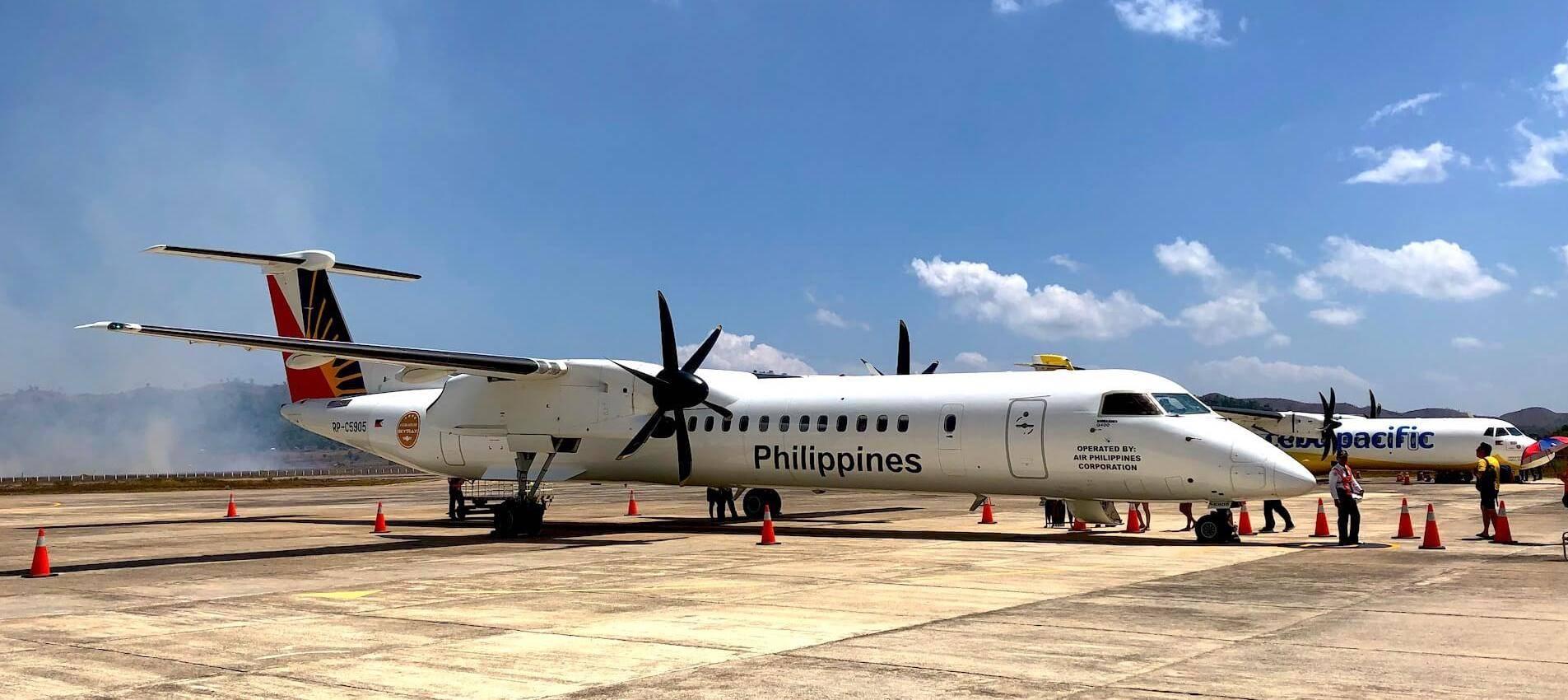 PAL Express Bombardier Dash 8