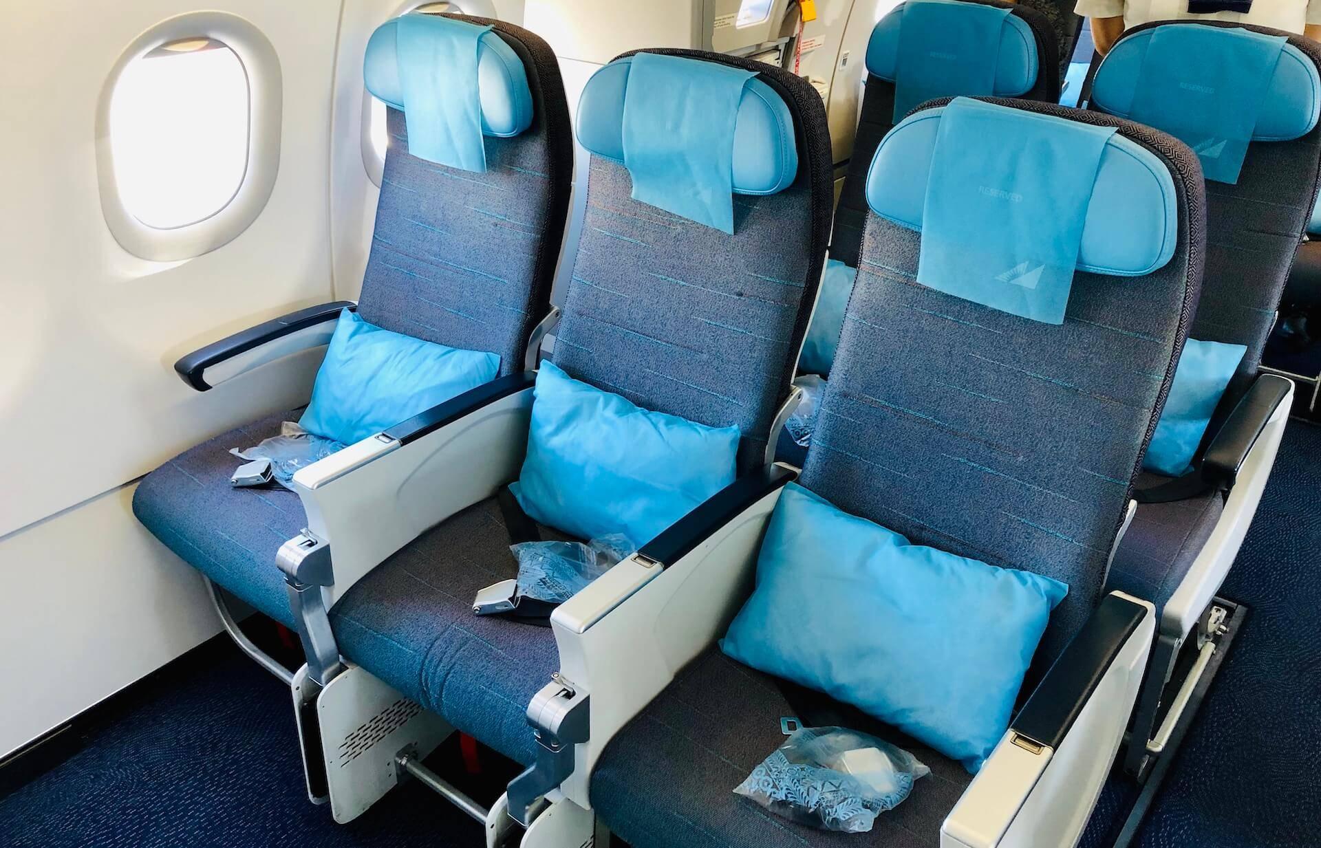 Premium Economy Sitze PAL Airbus A321neo