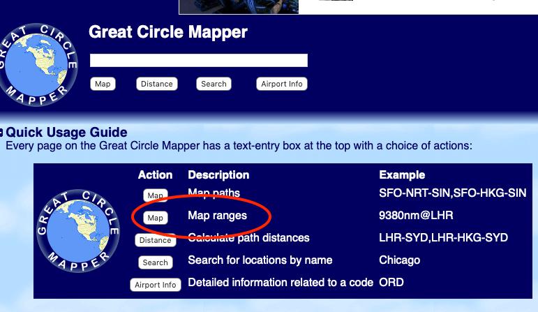 Startseite GCMap
