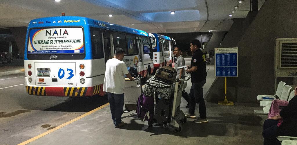 Terminal Shuttle NAIA Manila