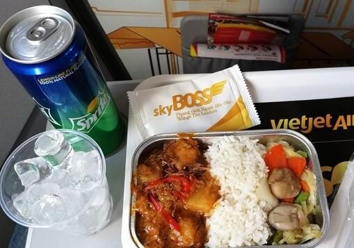 VietJet Skyboss Essen