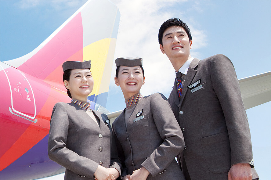 Asiana Service Crew