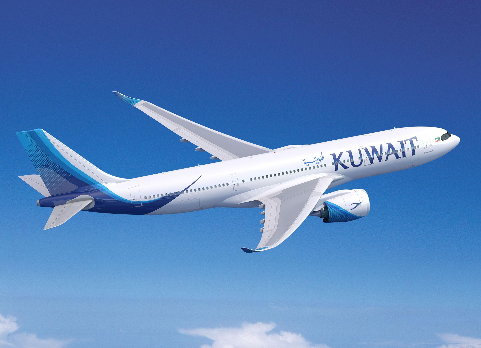KUWAIT-AIRWAYS-A330-800