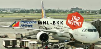 PHILIPPINE AIRLINES BUSINESS CLASS AIRBUS A321NEO MANILA – BANGKOK PR736