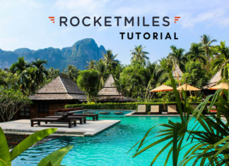 Rocketmiles Tutorial