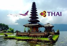 Thai Airways Bali Deals Sommer 2019