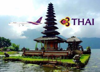 Thai Airways Bali Deals Sommer 2019