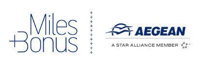 Aegean Miles+Bonus Logo