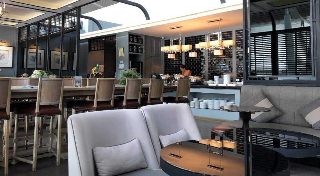 Coral Executive Lounge Phuket International - OneWorld