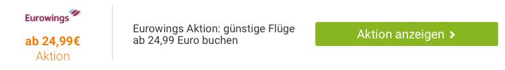 Eurowings Aktionen