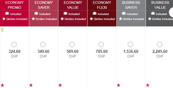 Qatar Airways Gutschein Angebote Rabatt