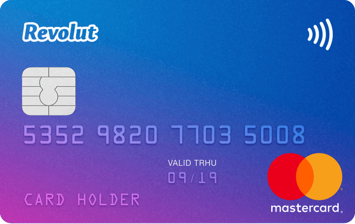 Revolut Kreditkarte