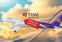 Thai Airways Angebote