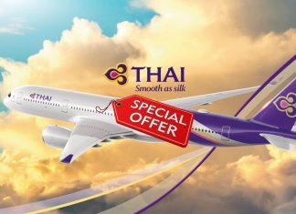 Thai Airways Angebote