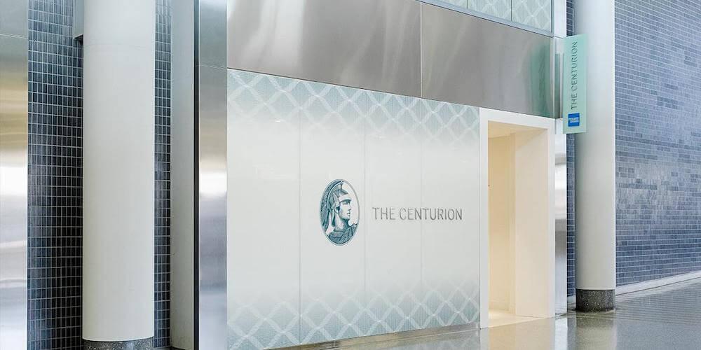 American Express Centurion Lounge Eintritt