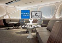 American Express Platinum Lounge Zugang - Liste & Infos