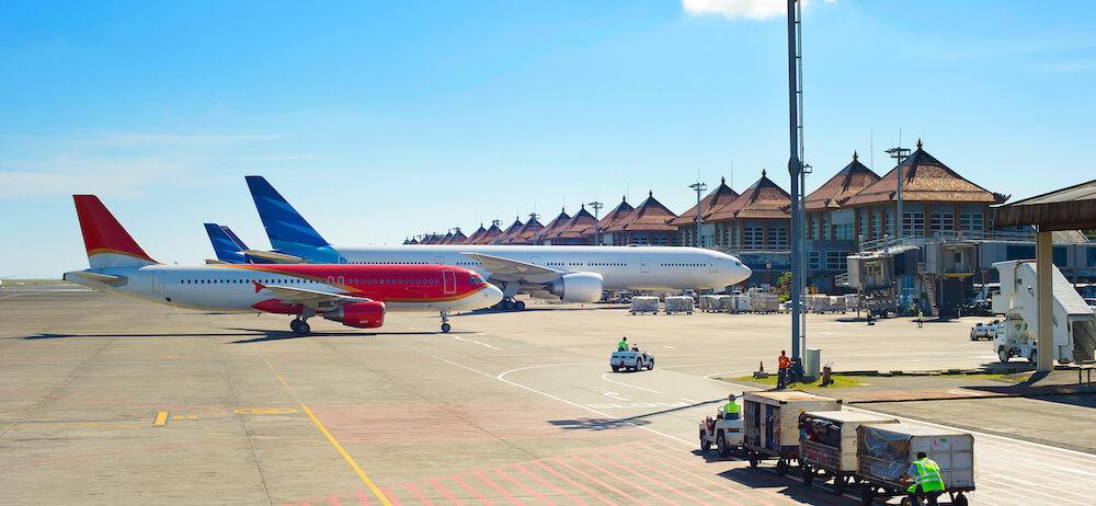 Bali Ngurah Rai Airport Denpasar