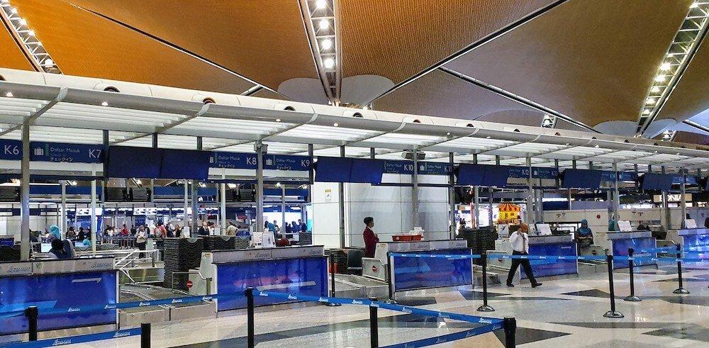 Condor Check-In Kuala Lumpur