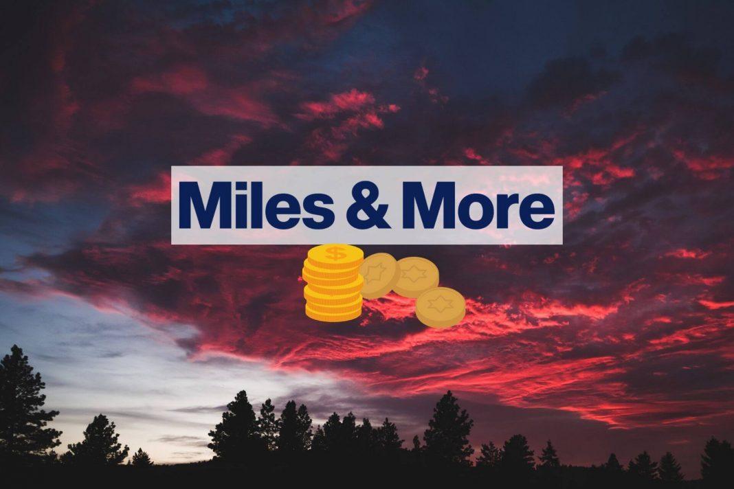 Die Meilenarten bei Miles and More