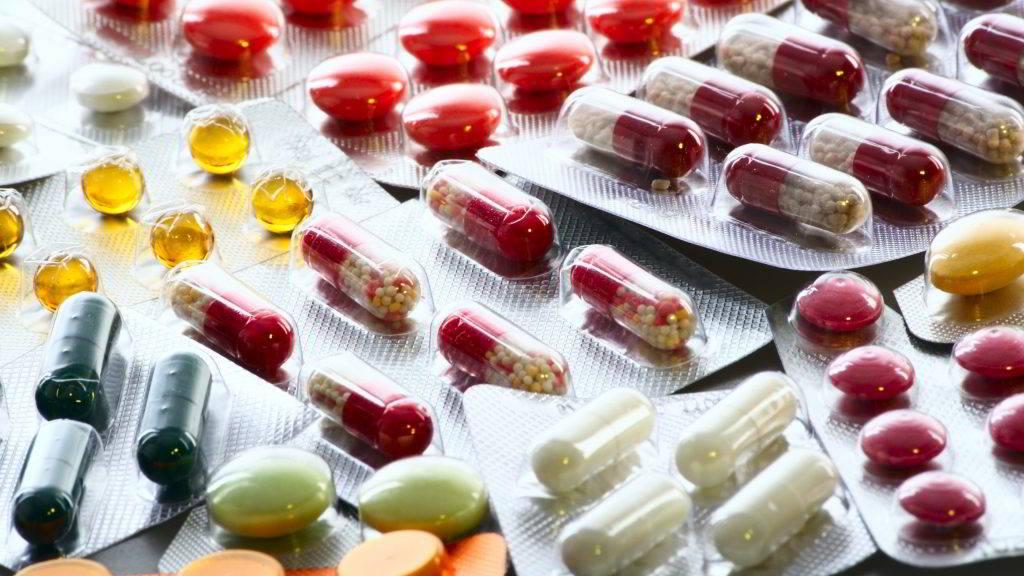 Dubai-Medikamente
