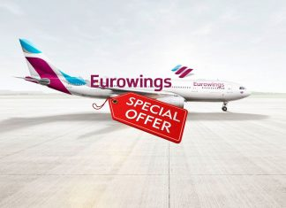 Eurowings Angebote & Schnäppchen