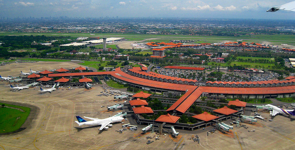 Jakarta Soekarno Hatta Airport