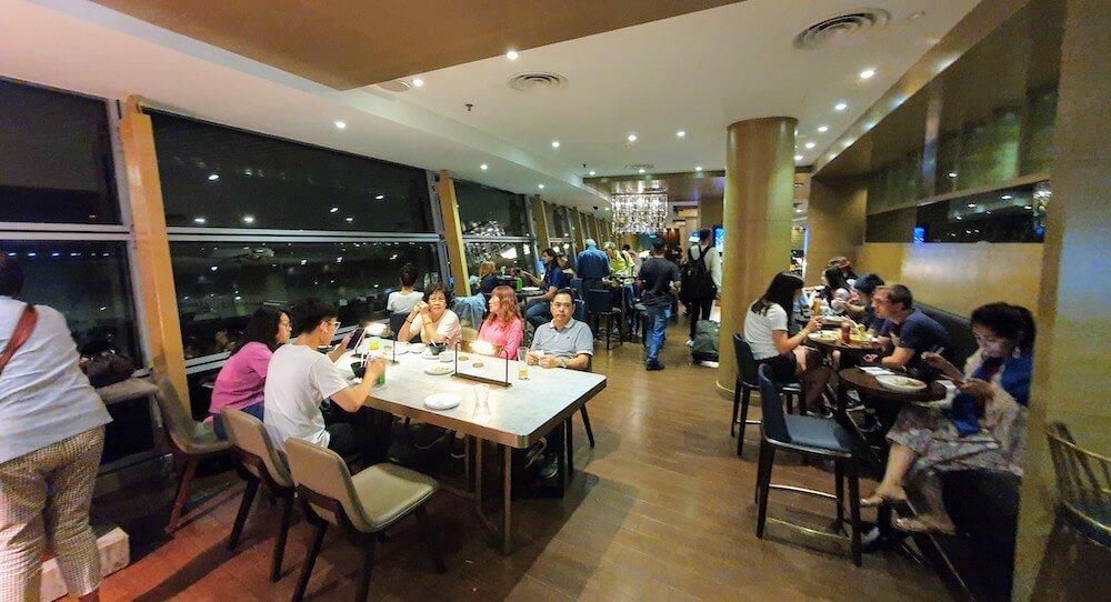 Sitzplätze & Bereiche Plaza Premium Lounge KLIA1