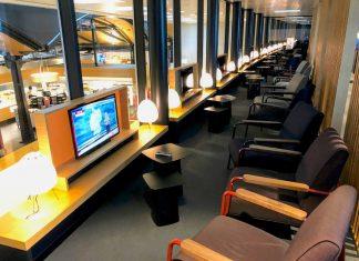 Swiss Business Lounge Zürich (Terminal A) - Test & Erfahrungen