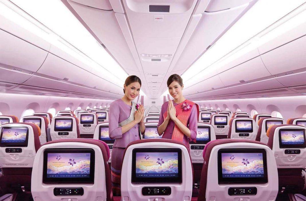 Thai Airways Sitzplatzreservierung - Infos & beste Plätze je Flugzeugtyp