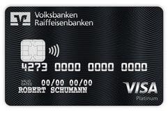 VR Visa Platinum Plus
