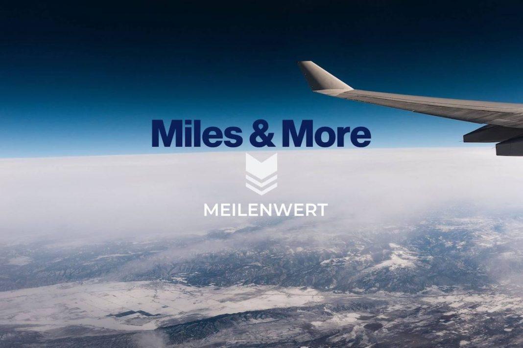 Wie hoch ist der Miles and More Meilenwert - Wert einer Miles and More Meile