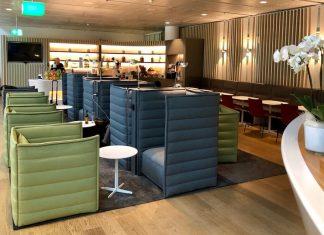 Airport Lounge Europa München Flughafen Test Erfahrungen