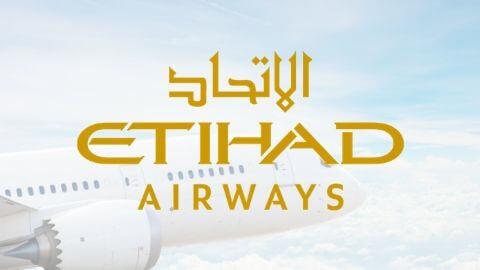 Etihad Gutschein Logo