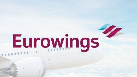 Eurowings Gutschein Logo