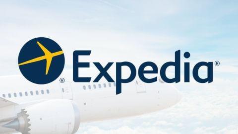 Expedia Gutschein Logo