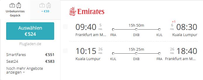 FRA-KUL-EMIRATES-524€