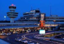 Flughafentransfer Berlin Tegel - Taxi, Bus