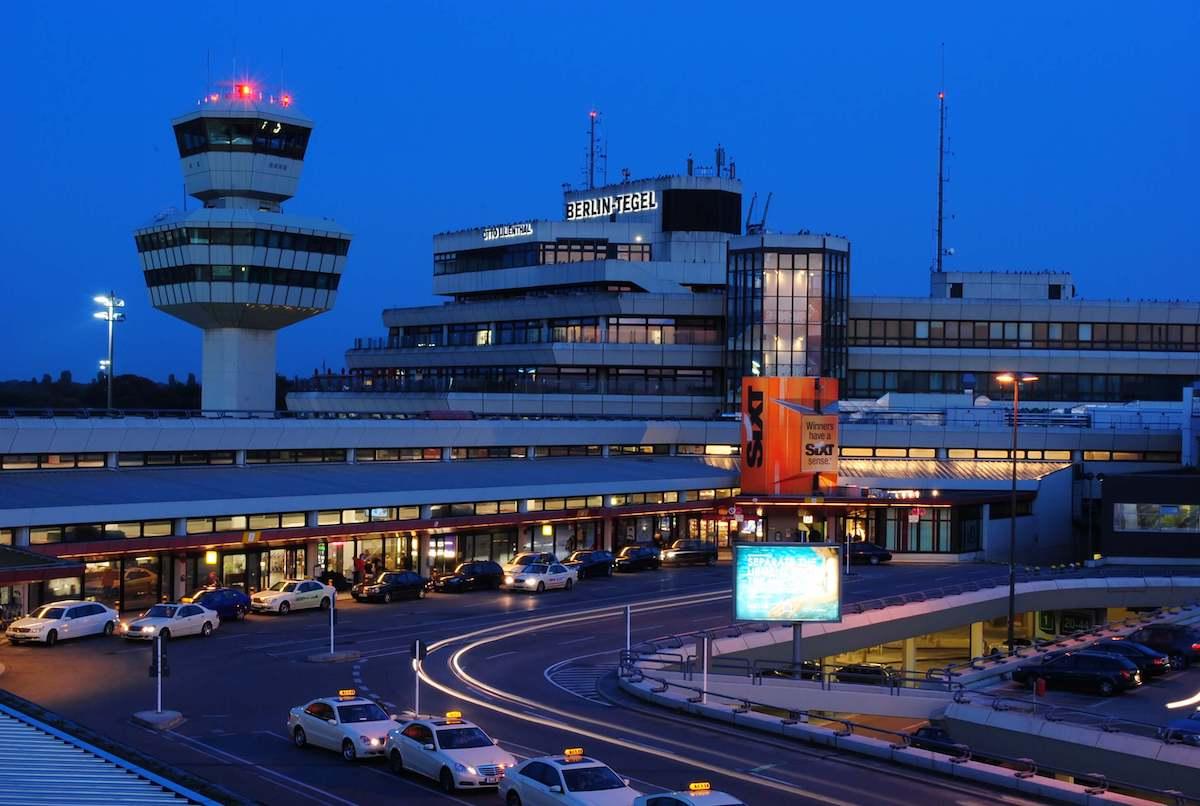Flug Berlin Tegel
