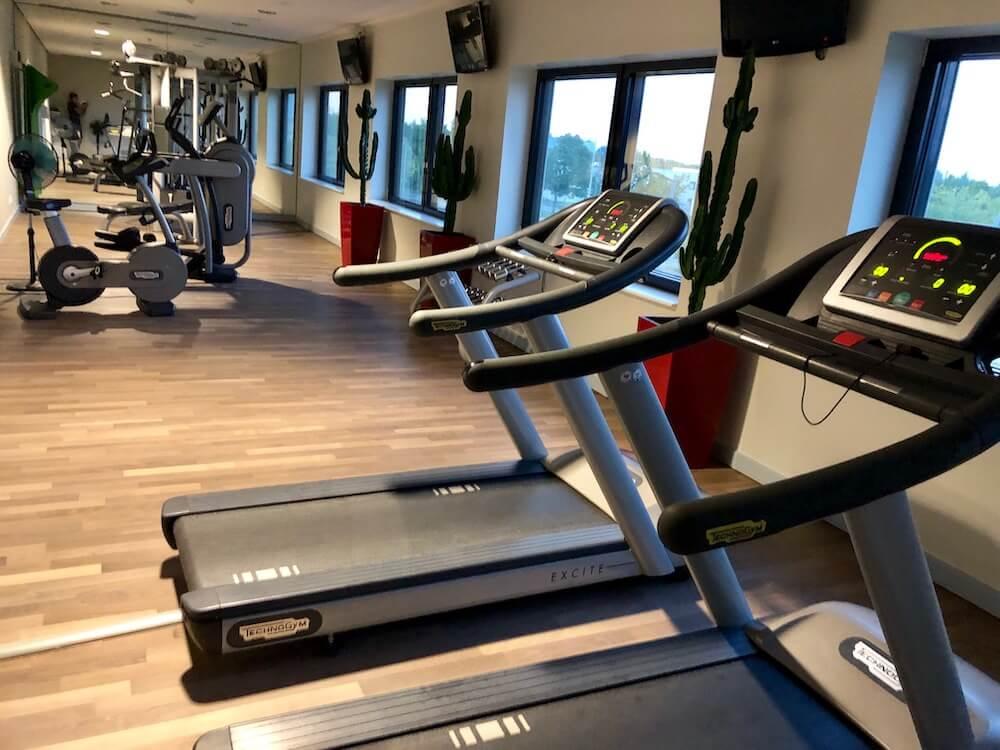Novotel München Flughafen Fitness