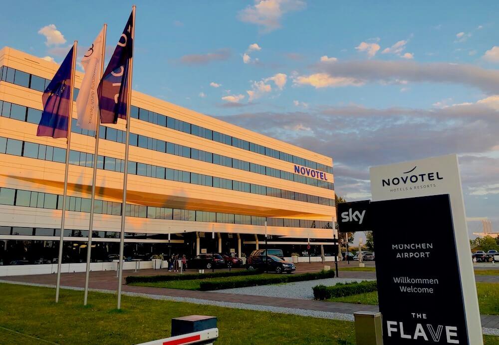 Novotel München Flughafen Hotel Test Erfahrungen