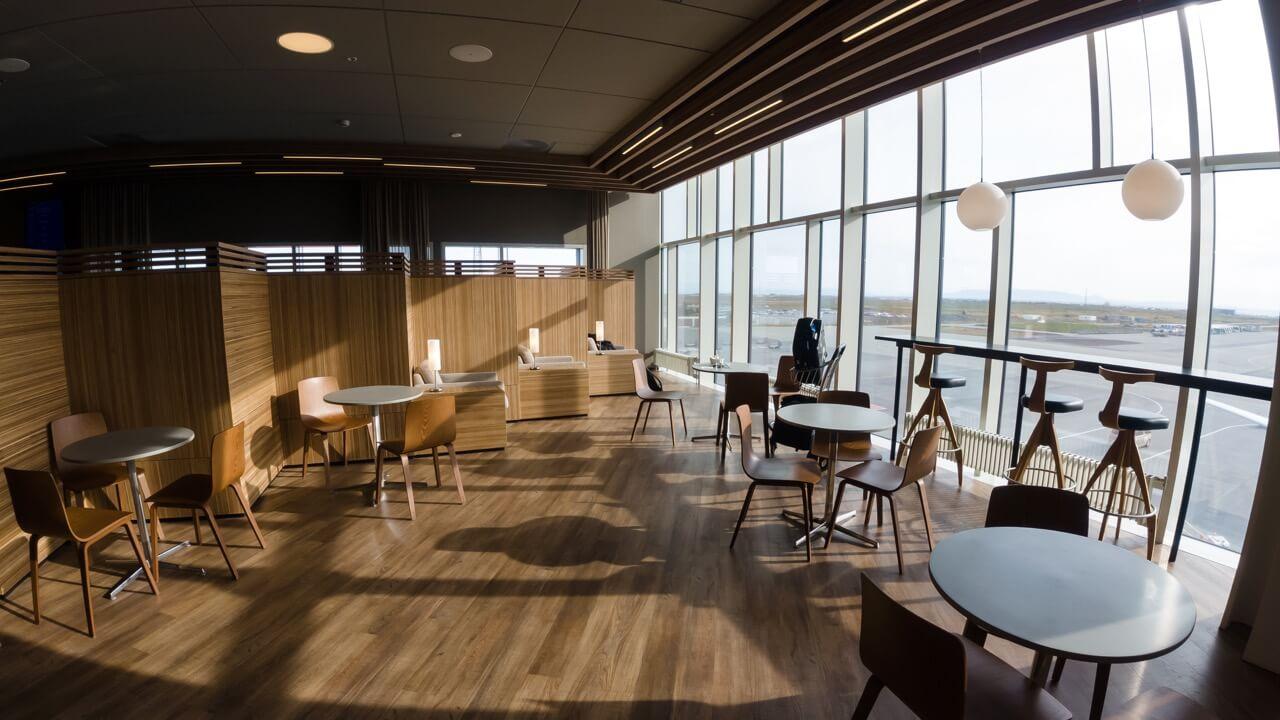 Saga Lounge Reykiavik