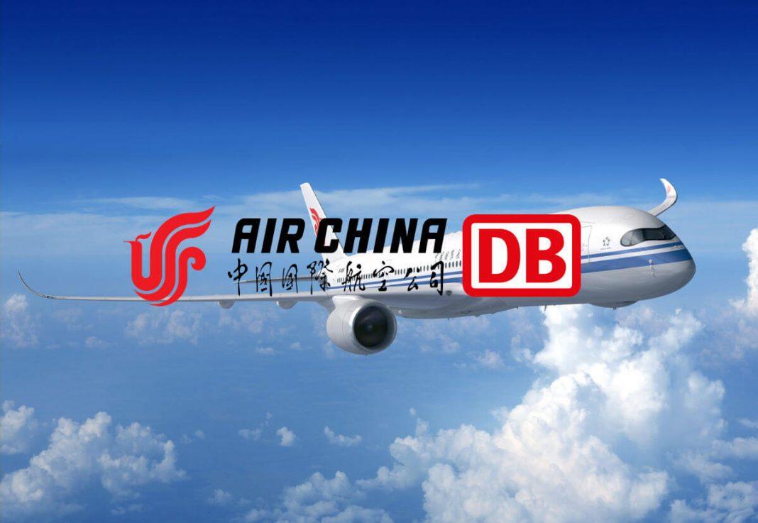Air China Rail & Fly