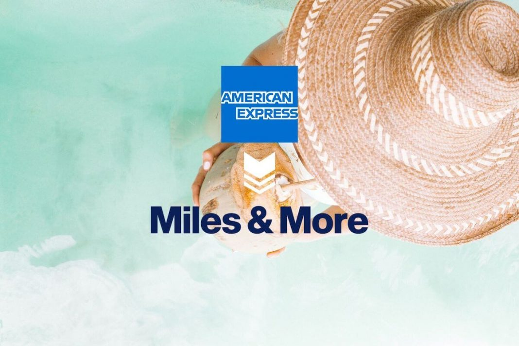 American Express Membership Rewards zu Miles & More transferieren
